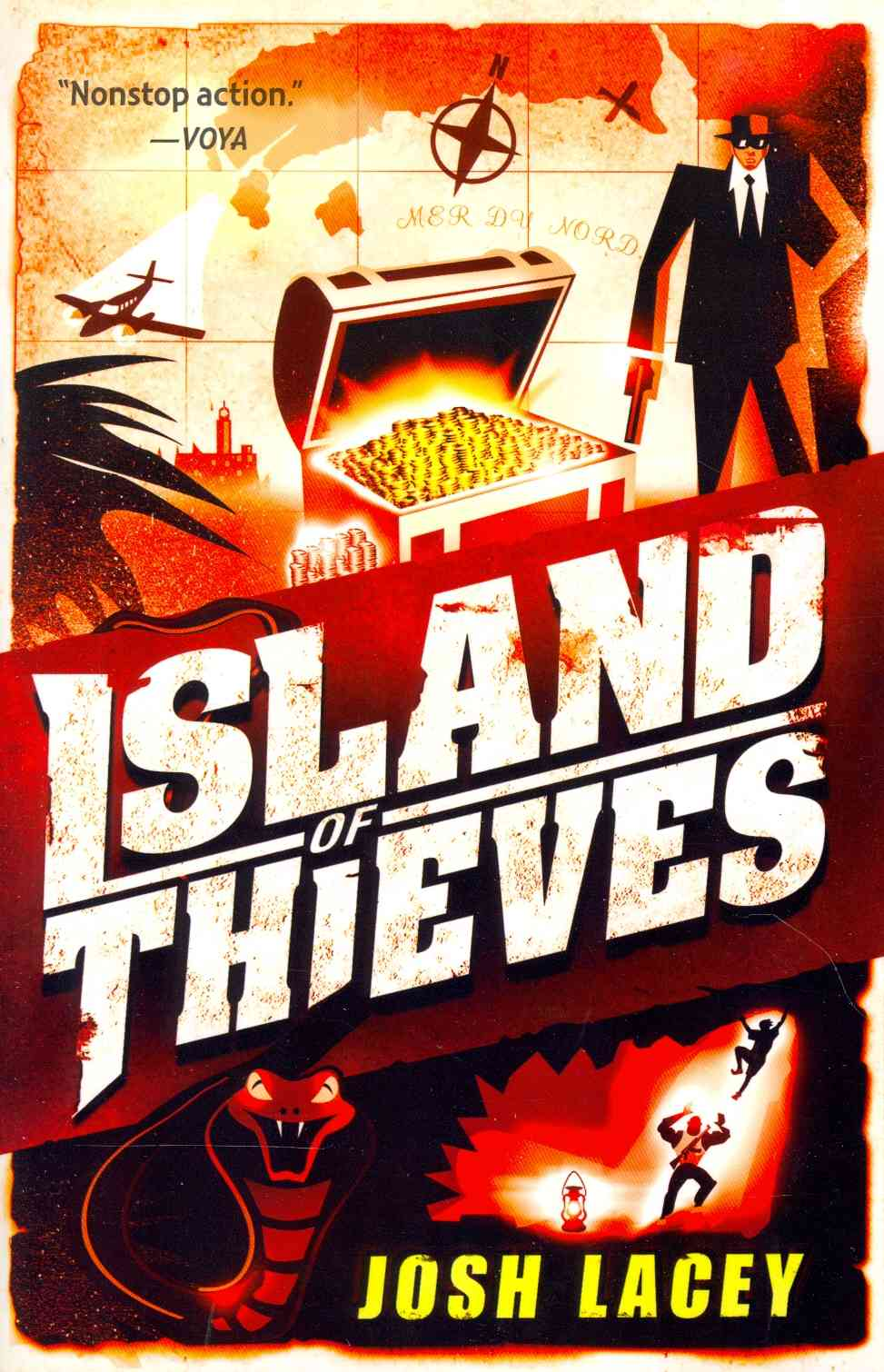 Island of Thieves By Lacey, Josh/ Pakenham, Sarah