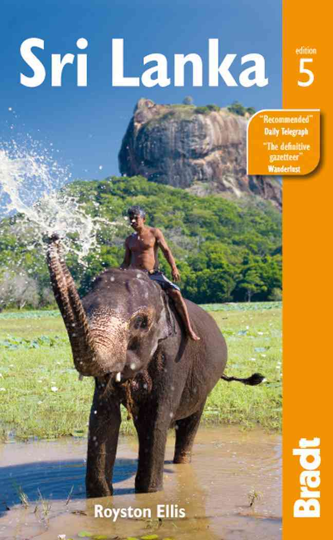 Bradt Travel Guide Sri Lanka By Ellis, Royston